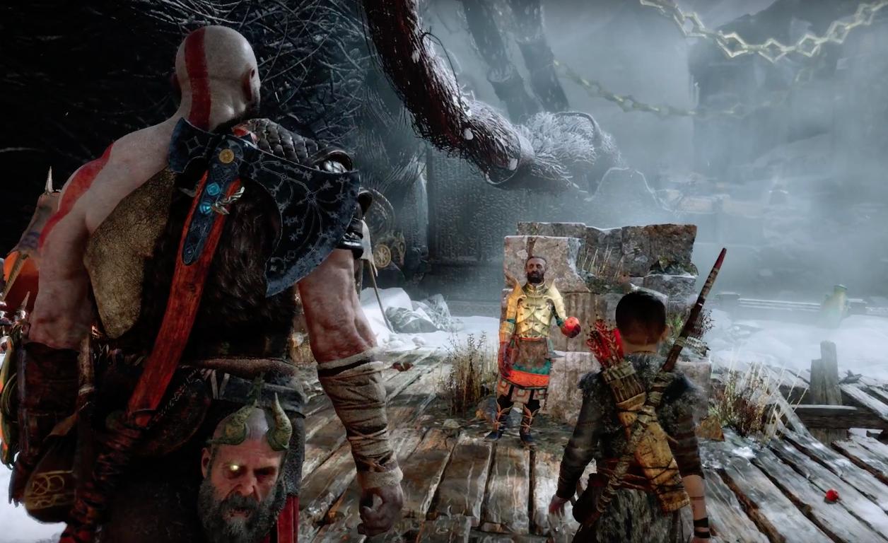 Le nouveau God of War prend date sur PlayStation 4