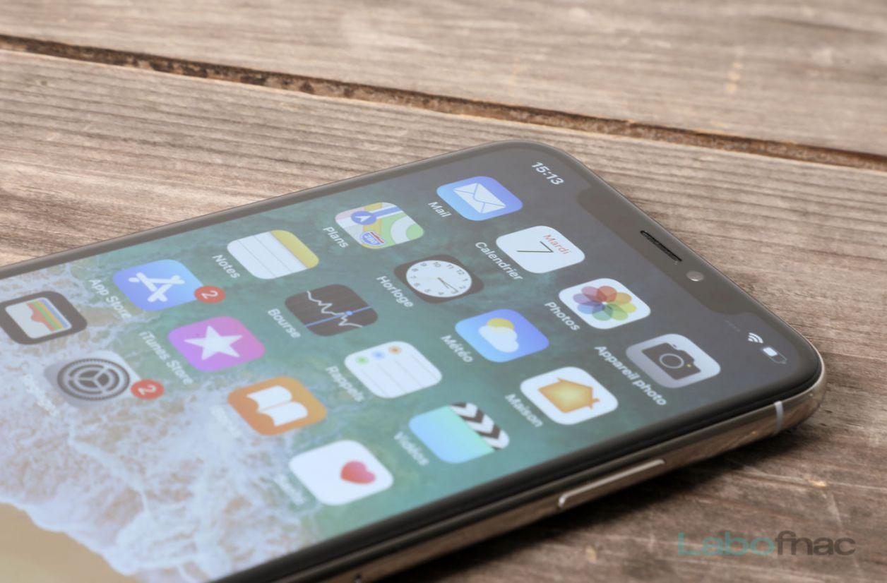 Le successeur de l'iPhone X pourrait avoir une encoche plus petite (et un écran plus grand)