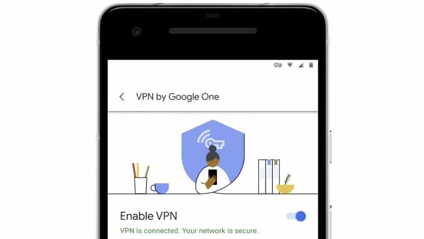 Le VPN de Google One est maintenant disponible en France