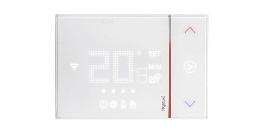 Legrand Smarther : nouveau thermostat connecté pour la maison