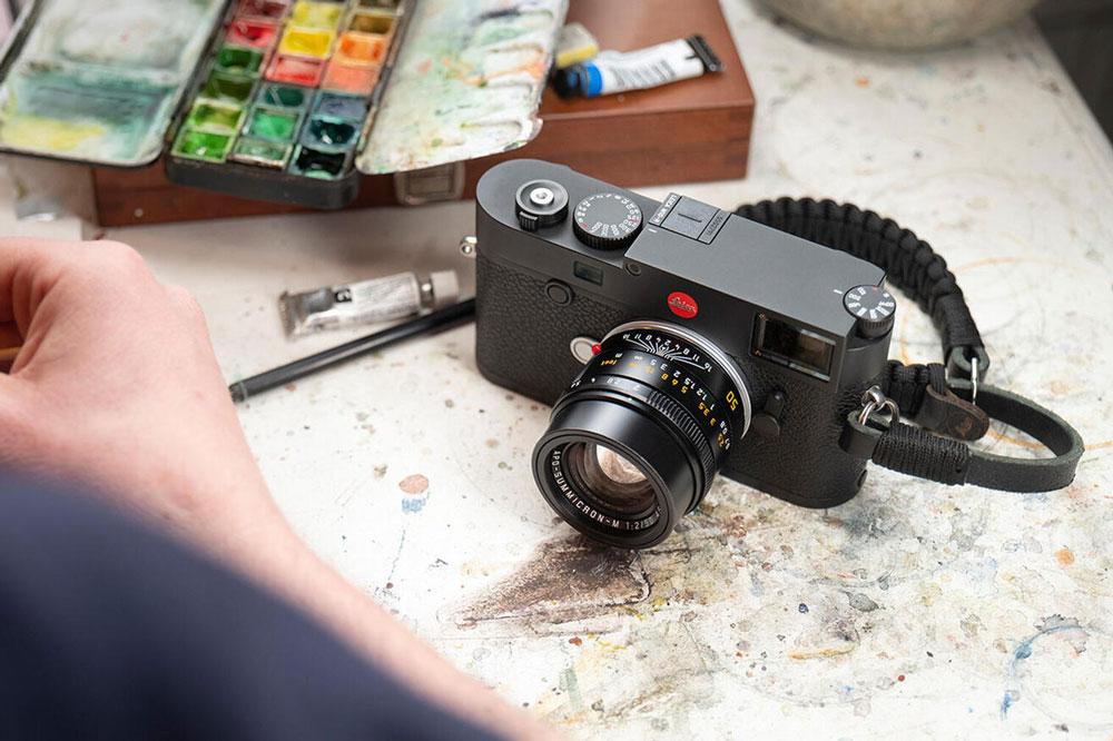 Leica M10-R : une déclinaison dotée d'un capteur de 40 Mpx