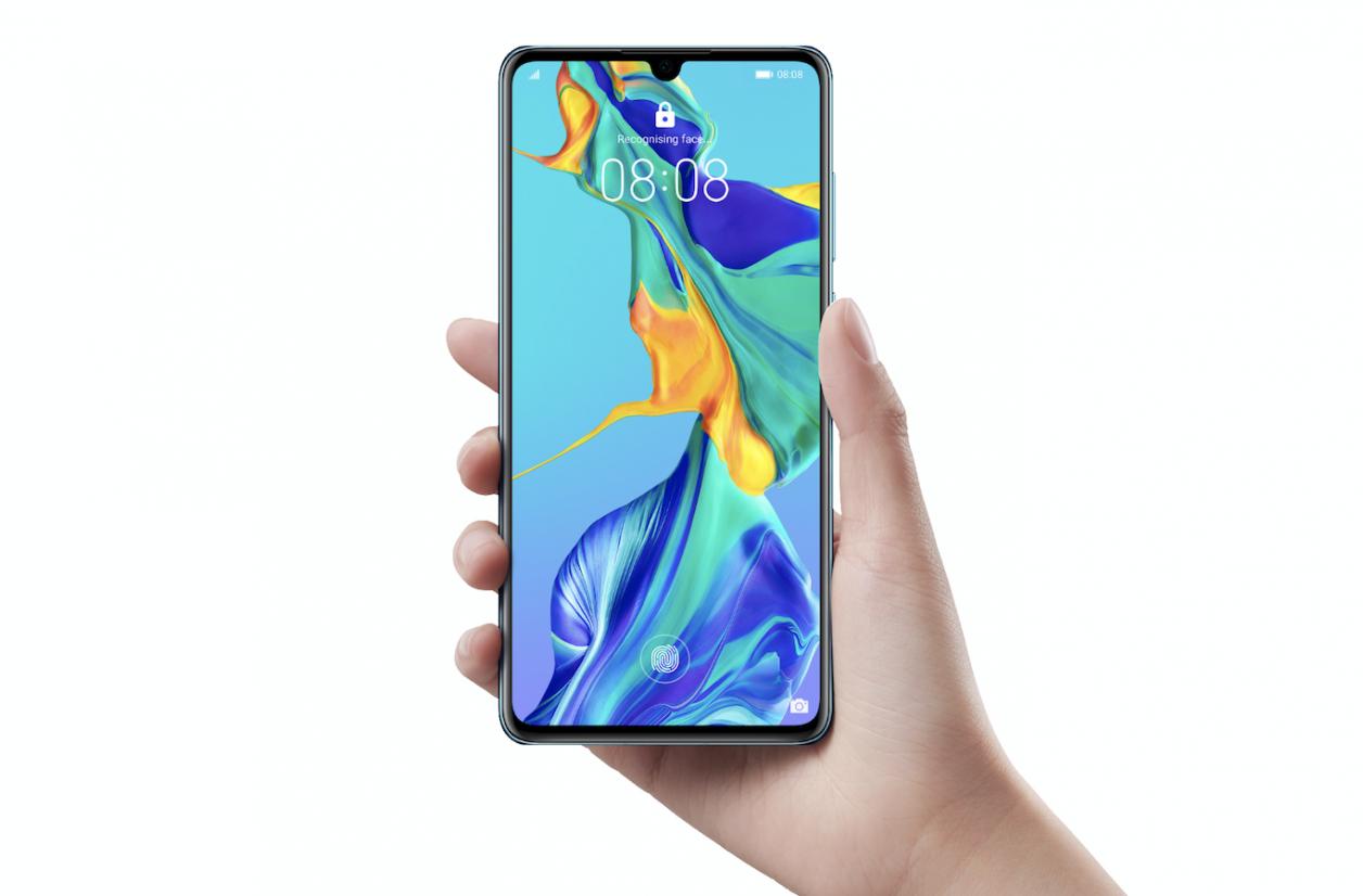 Les Huawei P30 et P30 Pro sont désormais disponibles