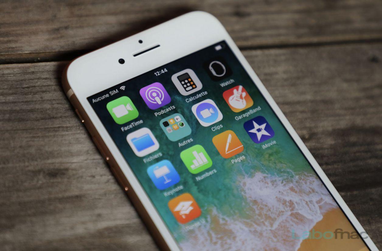 Les iPhone 7 et 8 sont interdits de vente en Allemagne