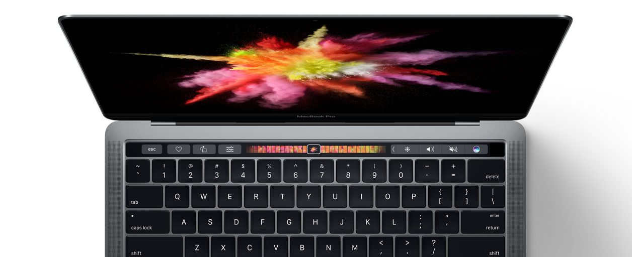 Les MacBook Pro avec Touch Bar très difficiles à réparer