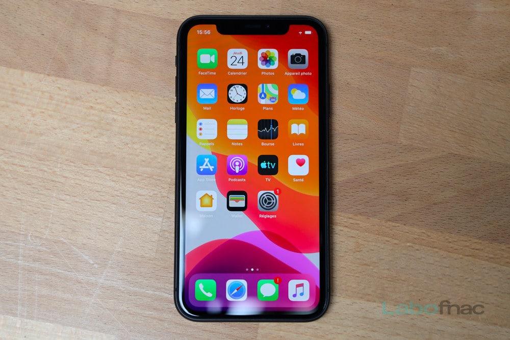 Les ventes d'iPhone permettent à Apple de publier des résultats record