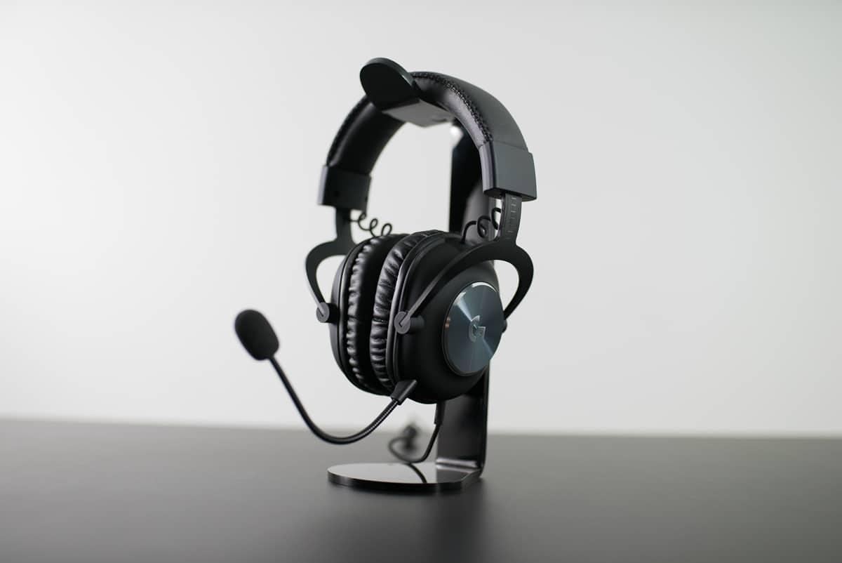 Logitech G Pro X : un casque gaming avec technologie Blue VO!CE