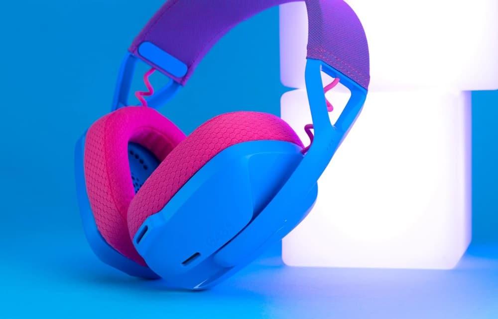 Logitech G435 : un casque gaming sans fil pour les jeunes