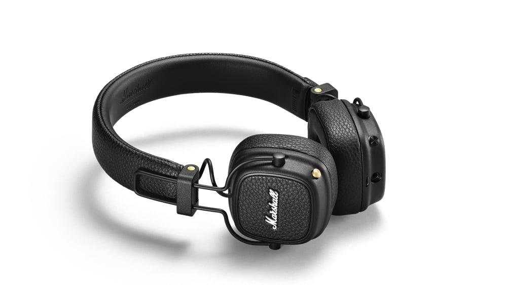 Major III Voice : Marshall équipe son casque de Google Assistant