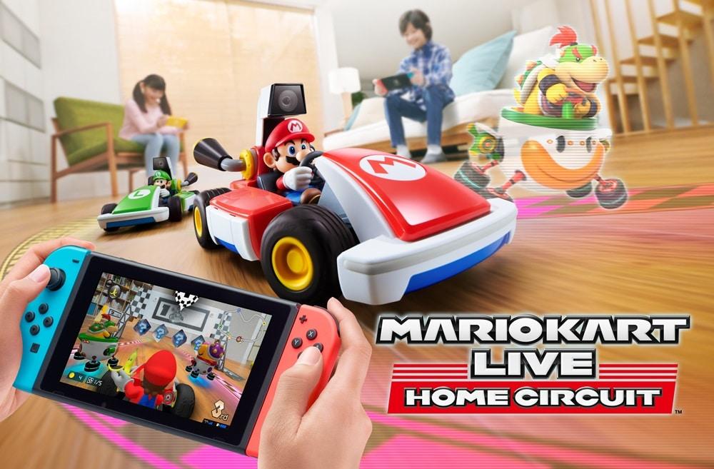 Mario Kart Live: Home Circuit se dévoile en détail avant sa sortie