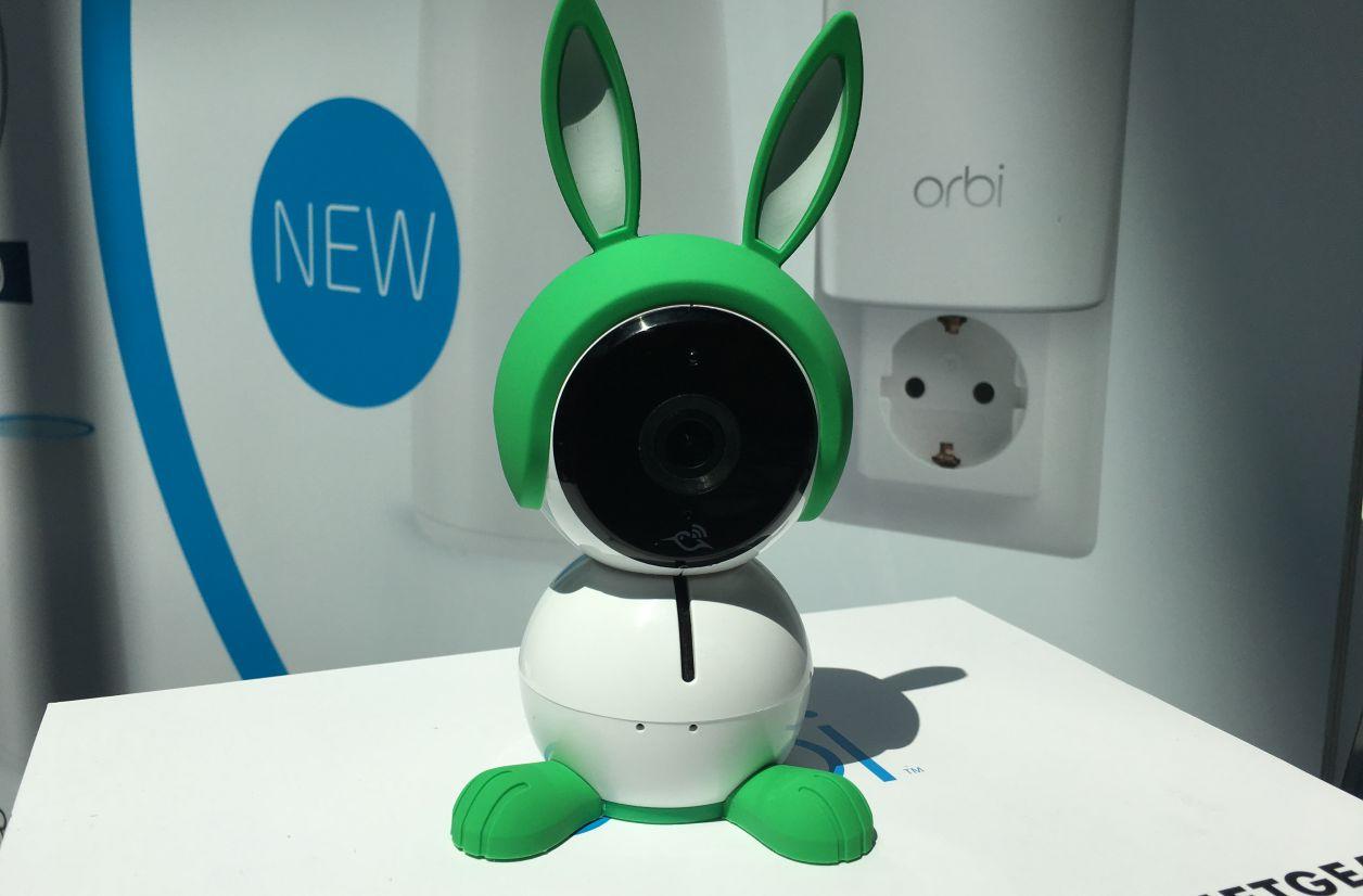 MedPi 2017 : Netgear Arlo Baby, une caméra de surveillance ultra complète