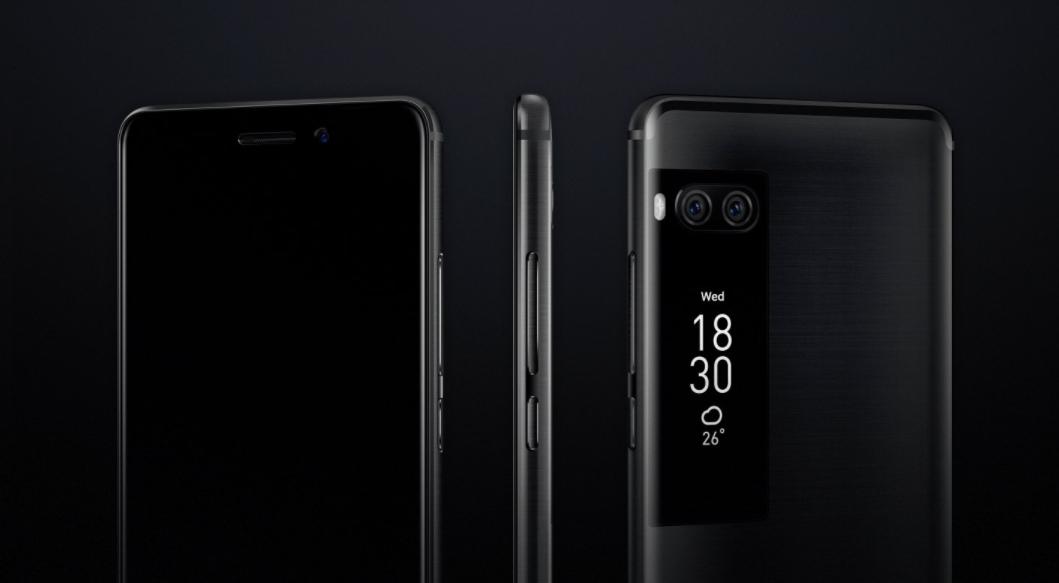 Meizu Pro 7 et Pro 7 Plus : des smartphones au double écran