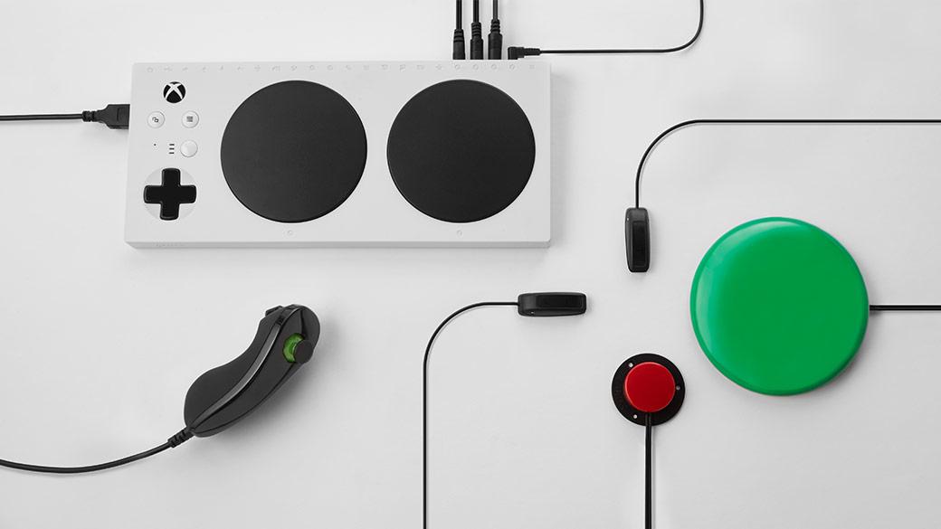Microsoft : la manette Xbox Adaptive est maintenant disponible en précommande