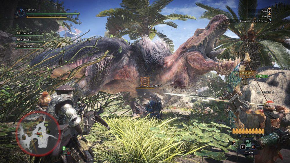 Monster Hunter World sortira sur PC le 9 août