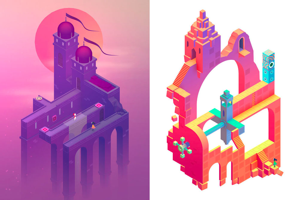 Monument Valley 2 : la suite de l'excellent jeu d'Ustwo débarque sur iOS