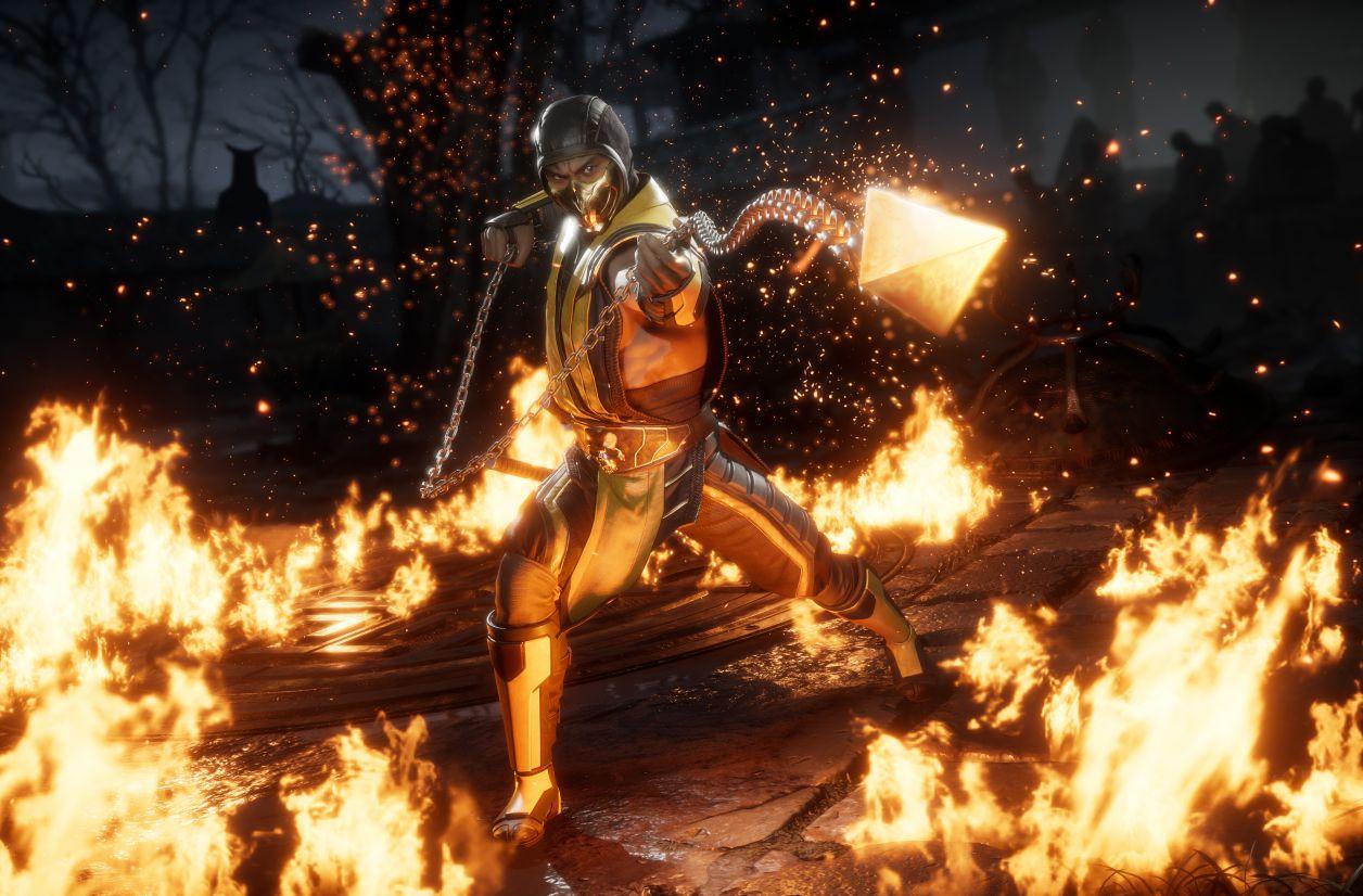 Mortal Kombat 11 : premier trailer et sortie le 23 avril 2019