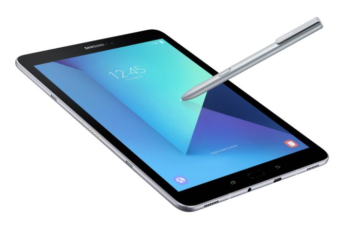 MWC 2017 : la Samsung Galaxy Tab S3 vient se frotter à l'iPad Pro
