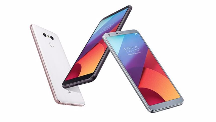 MWC 2017 : le LG G6 est officiel et révèle ses caractéristiques