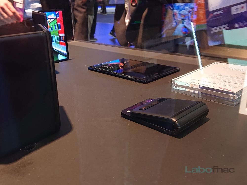 MWC 2019 - TCL espère démocratiser les smartphones pliables en 2020