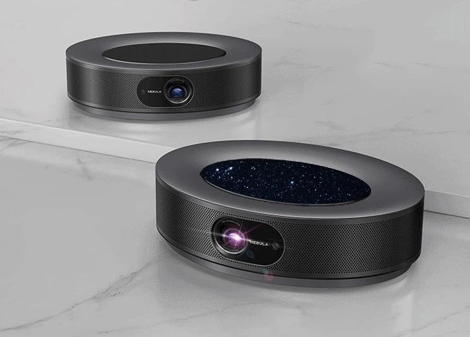 Nebula Cosmos et Cosmos Max : Android 9 aux commandes de ces nouveaux projecteurs
