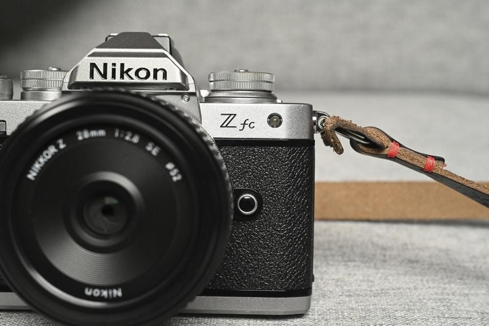 Nikon Z fc : un design vintage pour un hybride APS-C moderne