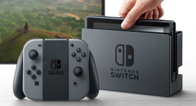 Nintendo : la Switch marche bien, les objectifs revus à la hausse
