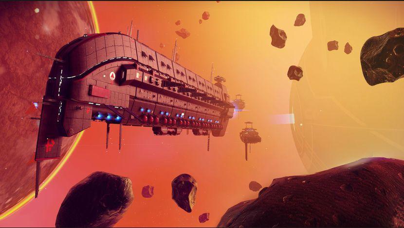 No Man's Sky s'exporte sur Xbox One, et s'offrira un patch sur PC et PS4