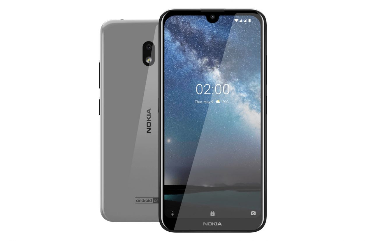 Nokia 2.2 : un nouvel entrée de gamme dans le programme Android One