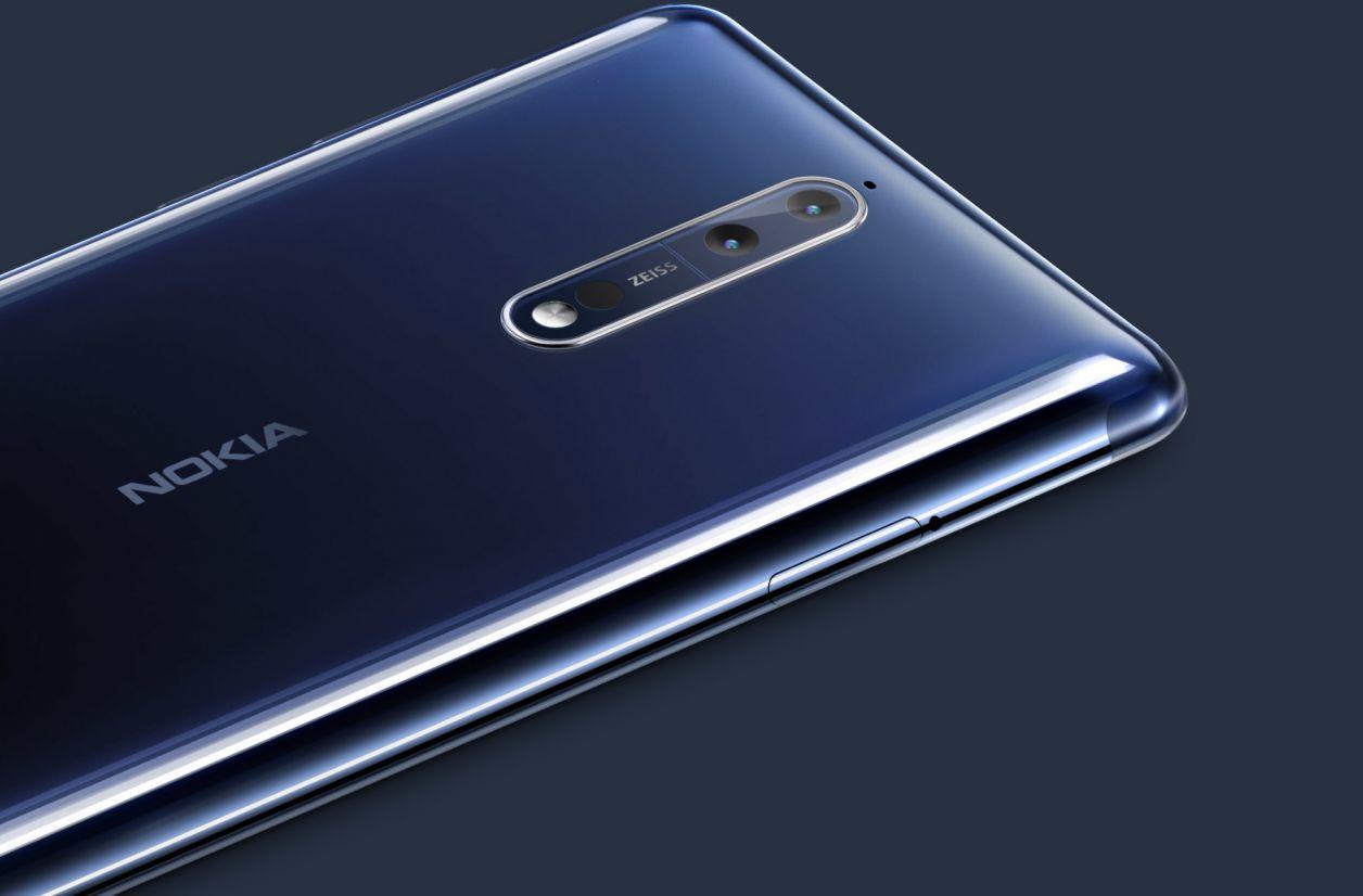 Nokia 8 : trois objectifs Zeiss pour faire la différence