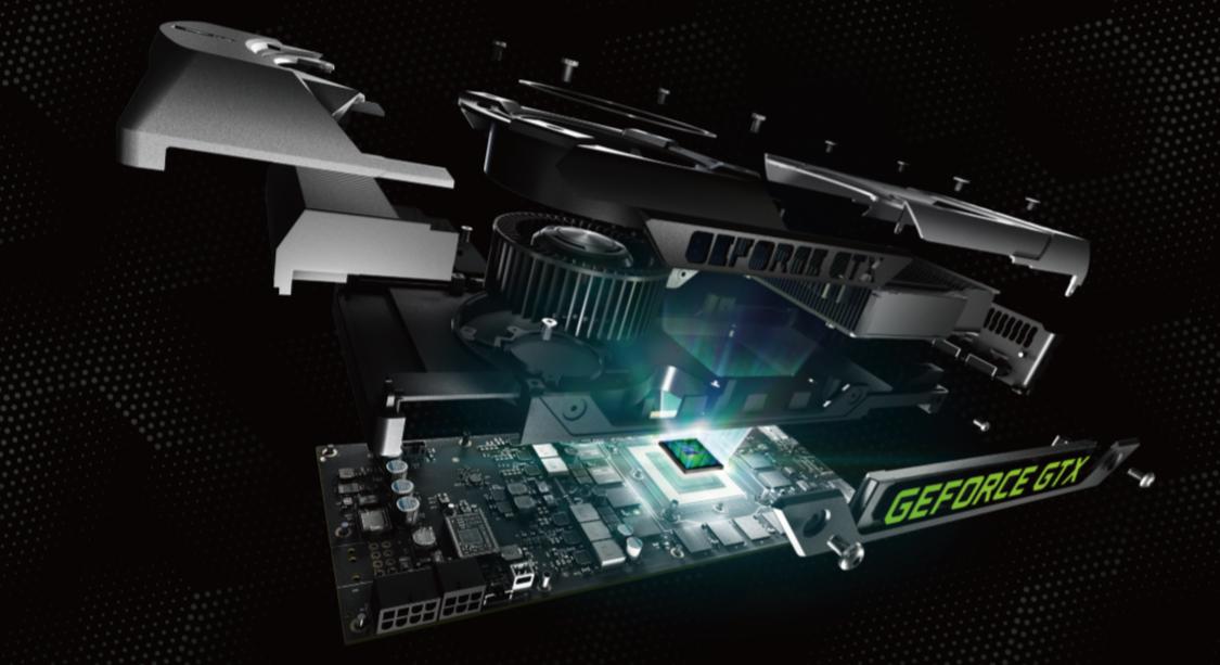 Nvidia : la fuite de quelques specs pour la GeForce GTX 1180