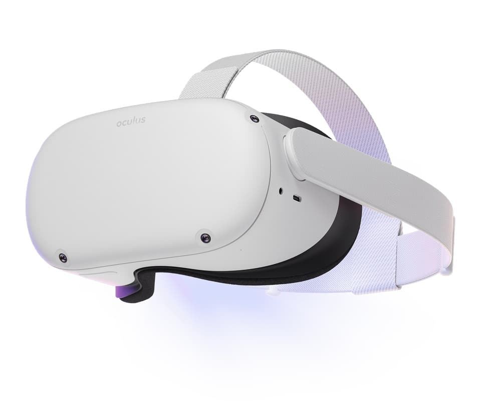 Oculus Quest 2 : Facebook dévoile son nouveau casque VR tout-en-un