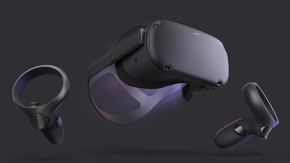 Oculus Quest : le nouveau casque VR est dédié au jeu vidéo