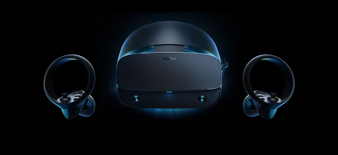 Oculus Rift S : le successeur du Rift se dévoile et sortira au printemps