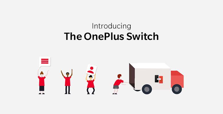 OnePlus Switchfacilite le transfert de données d'iOS vers Android