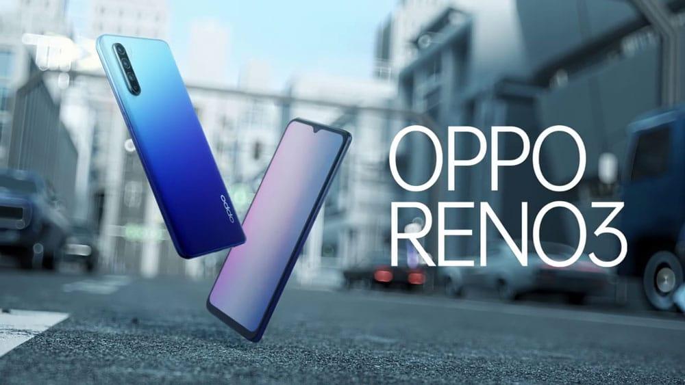Oppo Reno3 : la version internationale sera présentée le 16 mars