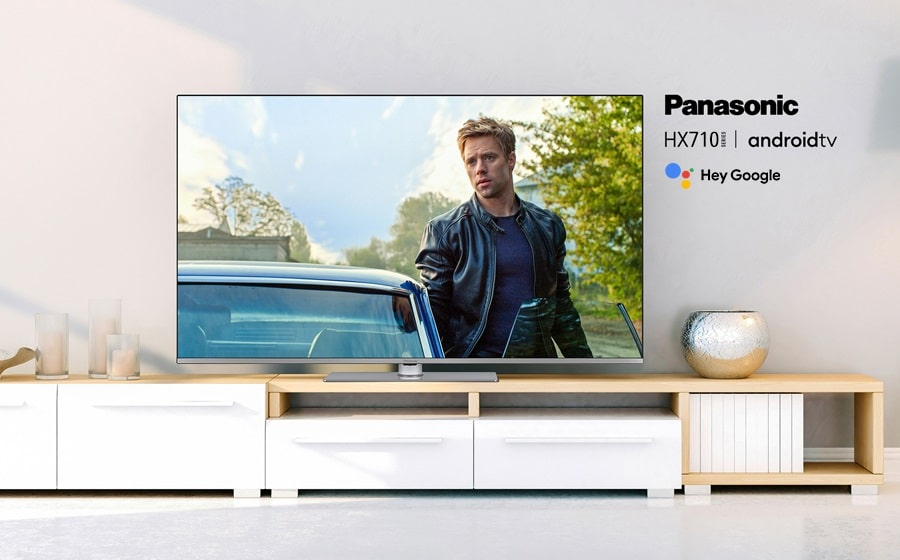 Panasonic lance ses premiers téléviseurs sous Android TV en Europe