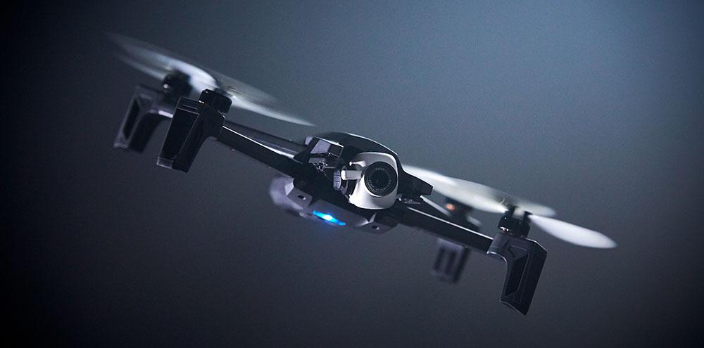 Parrot Anafi, un concurrent sérieux pour les drones Mavic Air et Pro