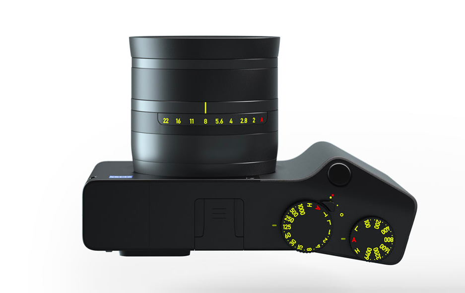 Photokina 2018 – Zeiss surprend avec un plein-format à objectif fixe : le ZX1