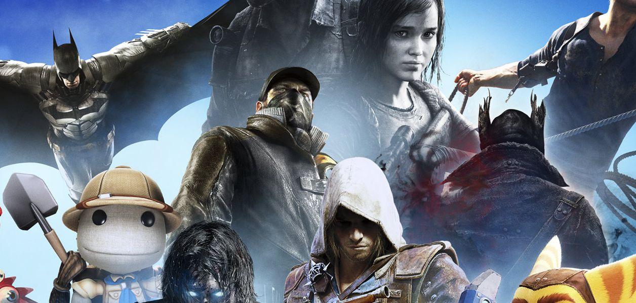 PlayStation 4 : cinq nouveaux jeux rejoignent la gamme PlayStation Hit