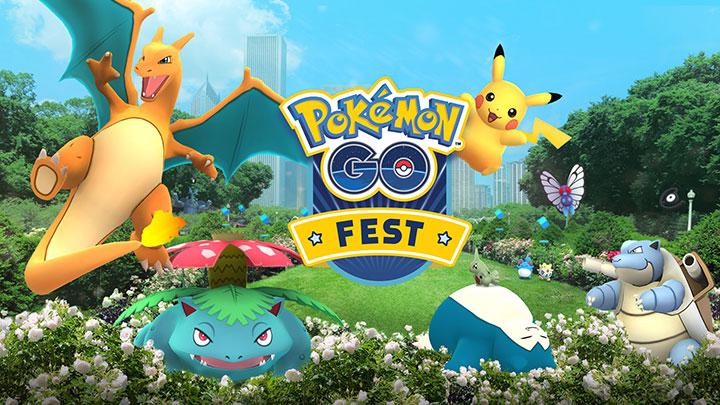 Pokémon Go Fest : le jeu de Niantic compte bien passer du virtuel au réel