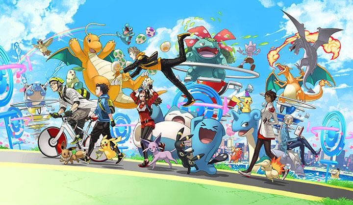 Pokémon Go : la 3e génération lâchée pour Halloween ?
