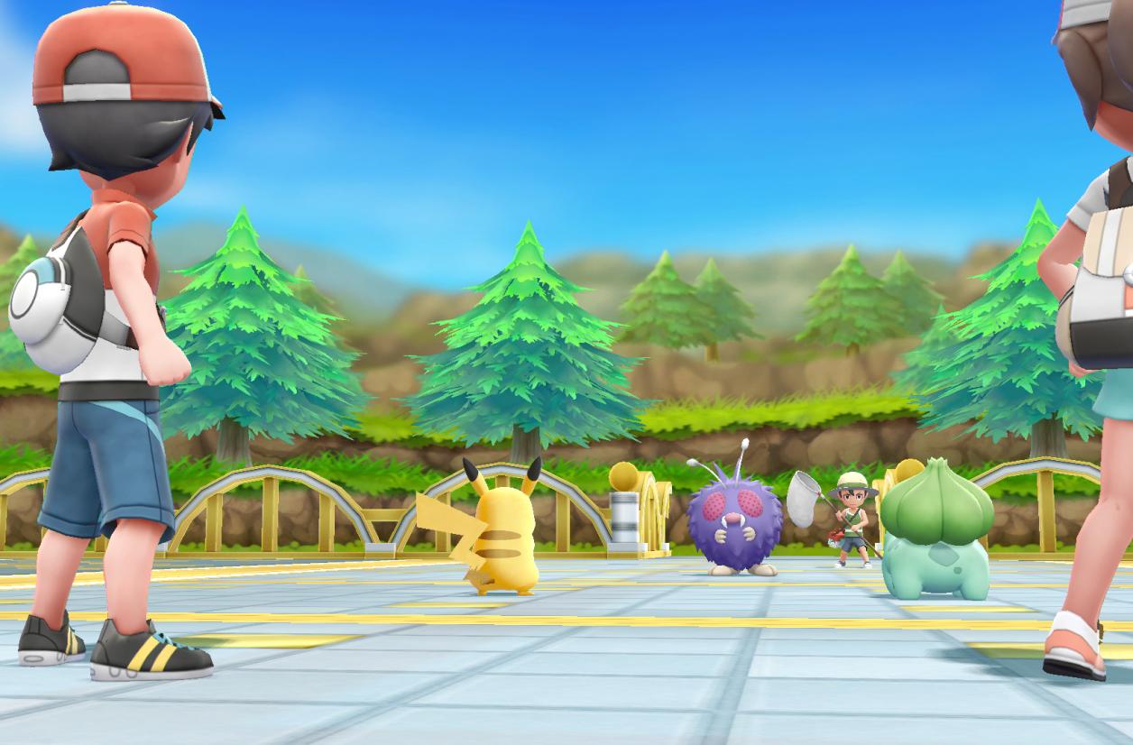 Pokémon: Let's Go est officiel et sortira le 16 novembre