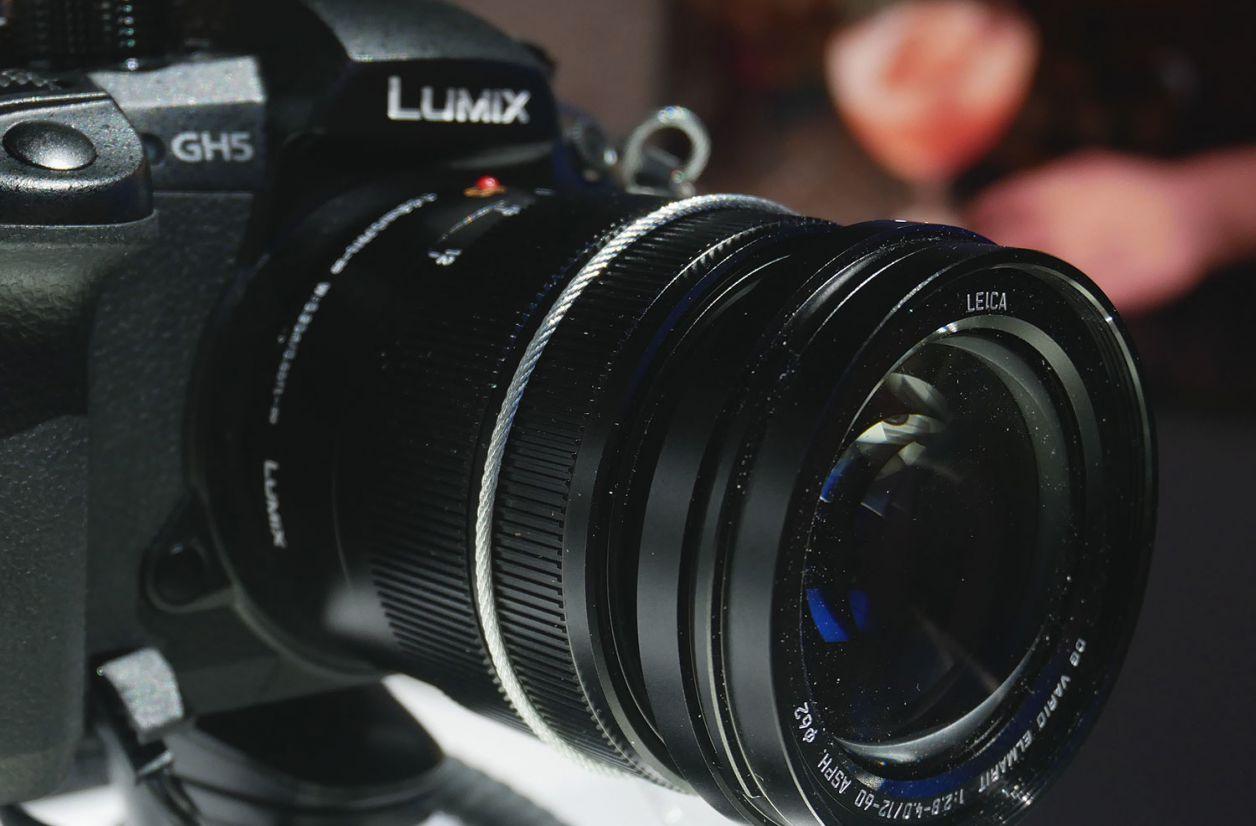 Prise en main du Panasonic Lumix GH5, l'hybride tourné vers la vidéo