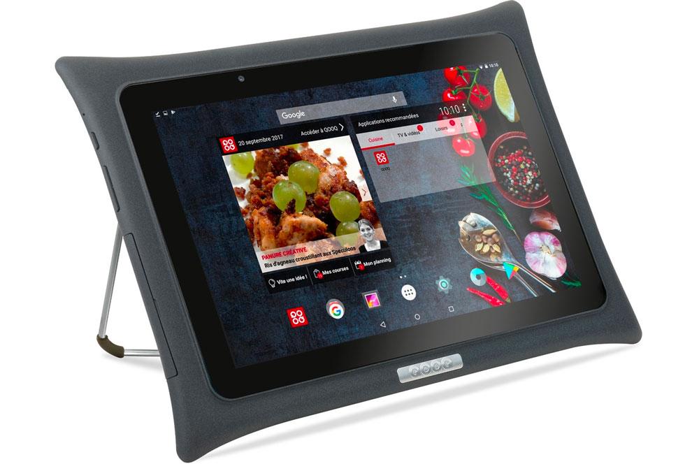 Qooq Ultimate : la tablette culinaire s'offre une mise à niveau bienvenue