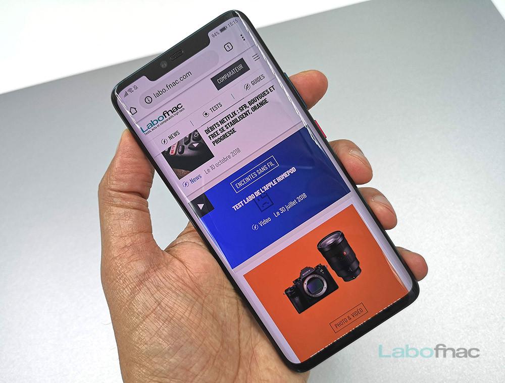 Quadruple capteur photo, smartphone pliable, 5G et flagship store : Huawei affiche ses ambitions pour 2019