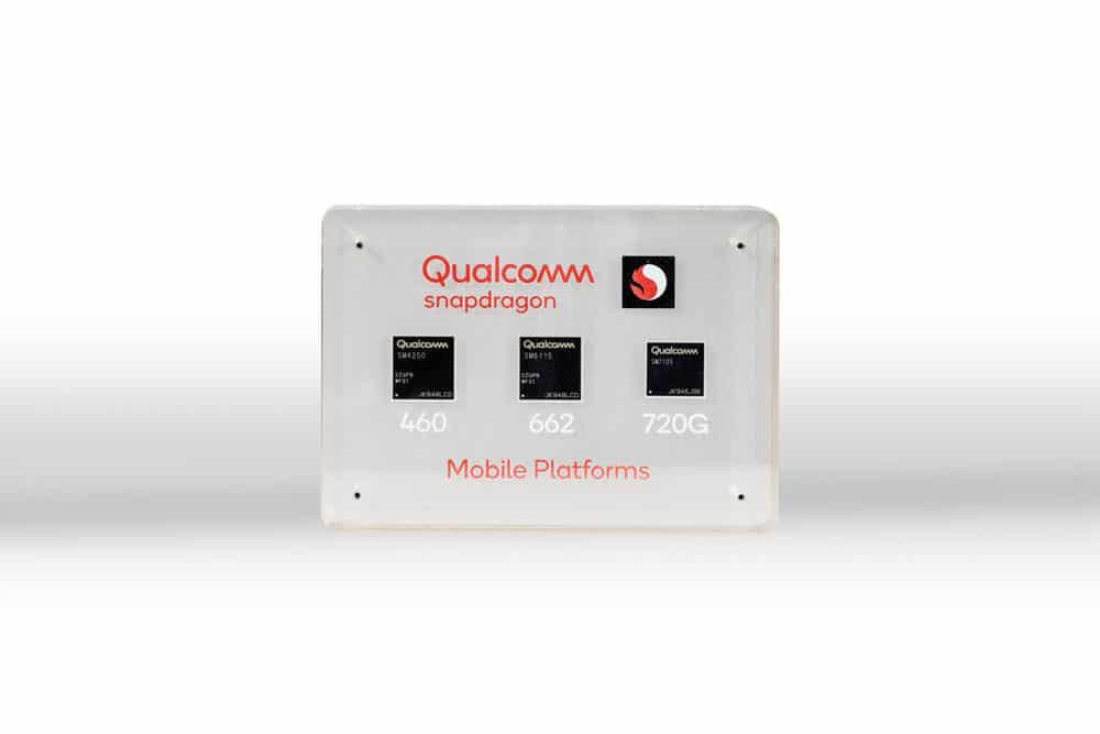 Qualcomm dévoile 3 nouveaux Snapdragon pour smartphones 4G