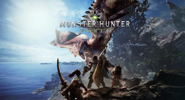 Quelques détails pour la bêta de Monster Hunter World sur PS4