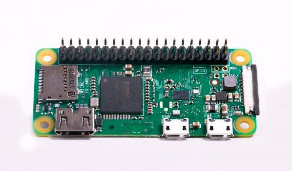Raspberry Pi lance un Zero WH pour simplifier la vie des débutants
