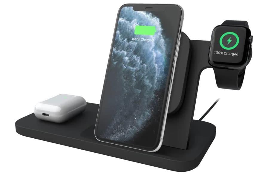 Recharge sans fil : Logitech réinvente l'AirPower d'Apple