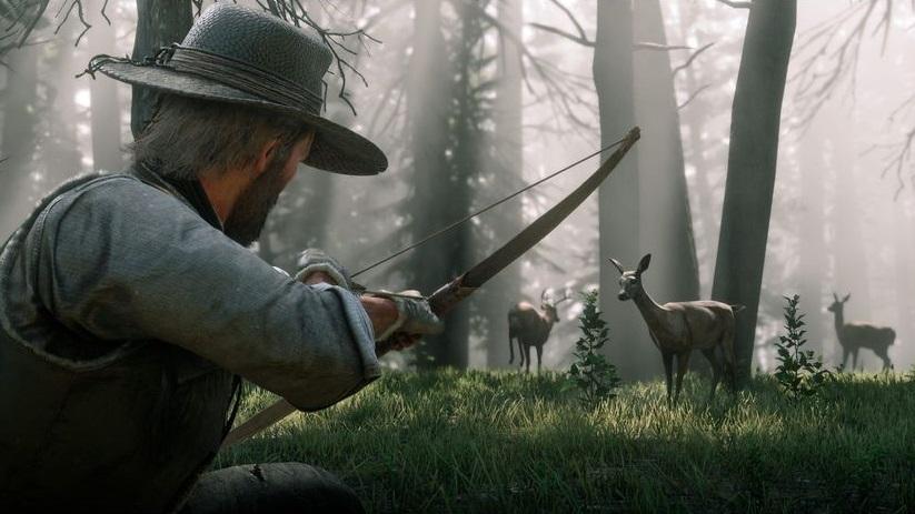 Red Dead Redemption 2 : Rockstar diffuse une nouvelle vidéo de gameplay