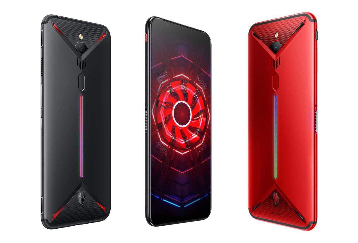 Red Magic 3 : Nubia équipe son smartphone gaming d'un ventilateur